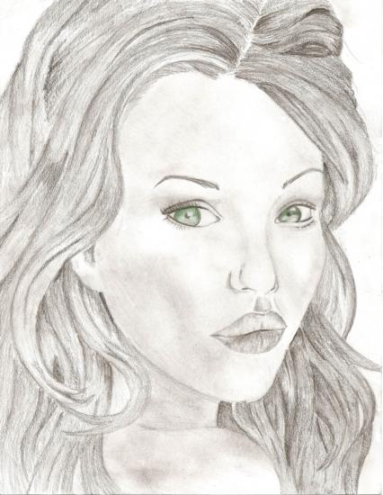 Jessica Alba par leighann